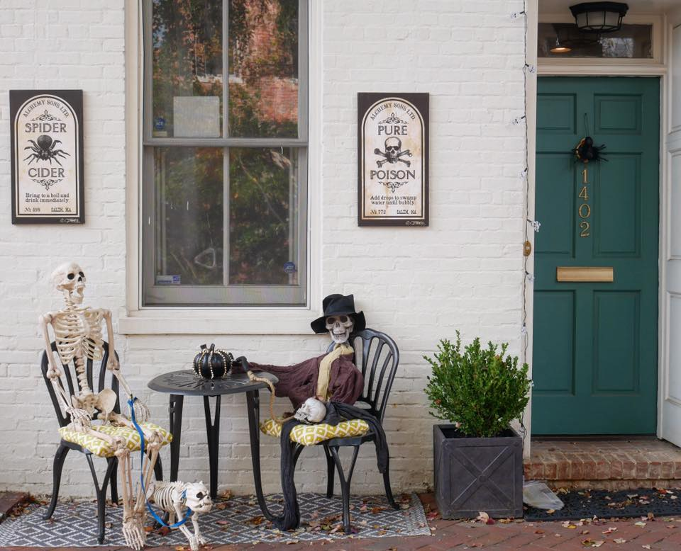 halloween georgetown