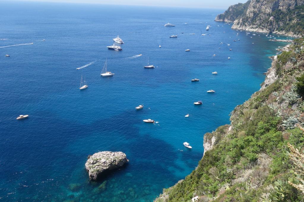 day trip trip to capri