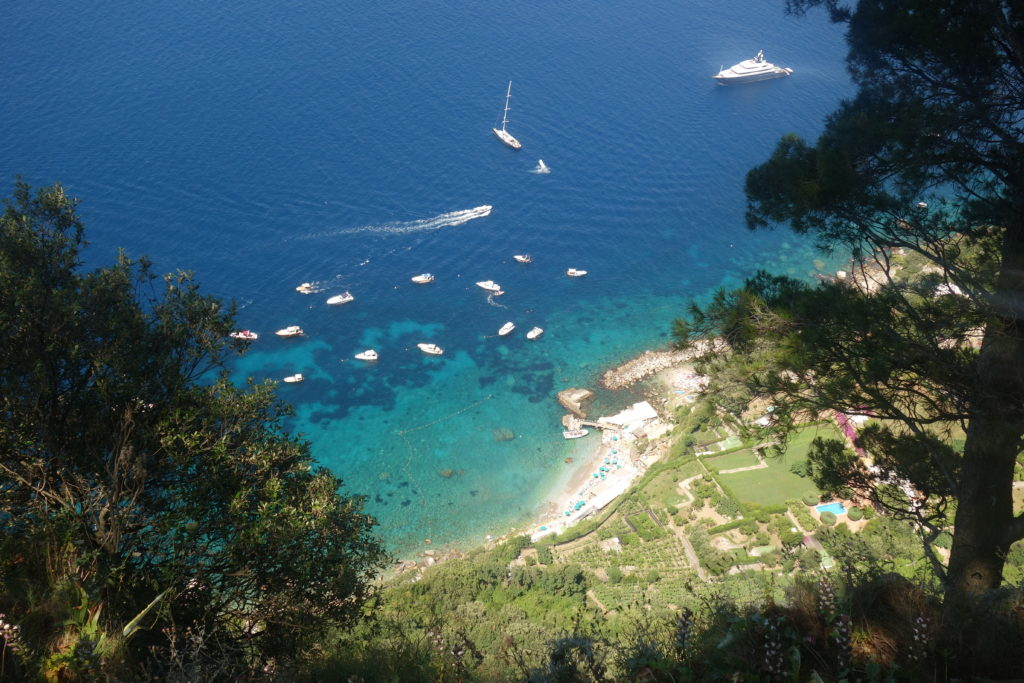 day trip to capri guide