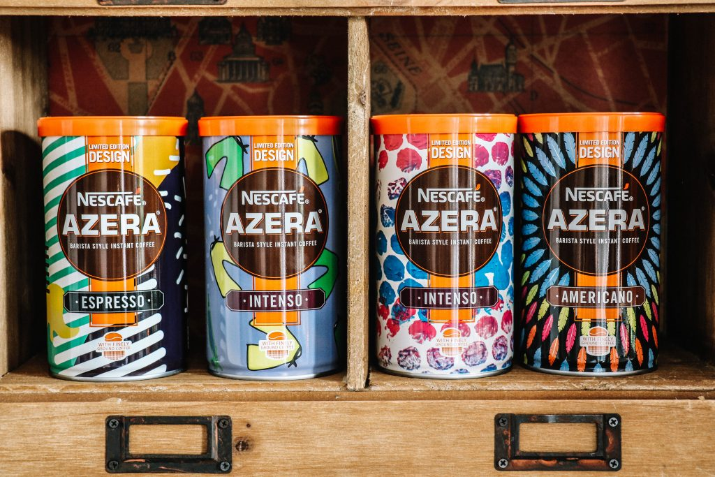 NESCAFÉ Azera By Design