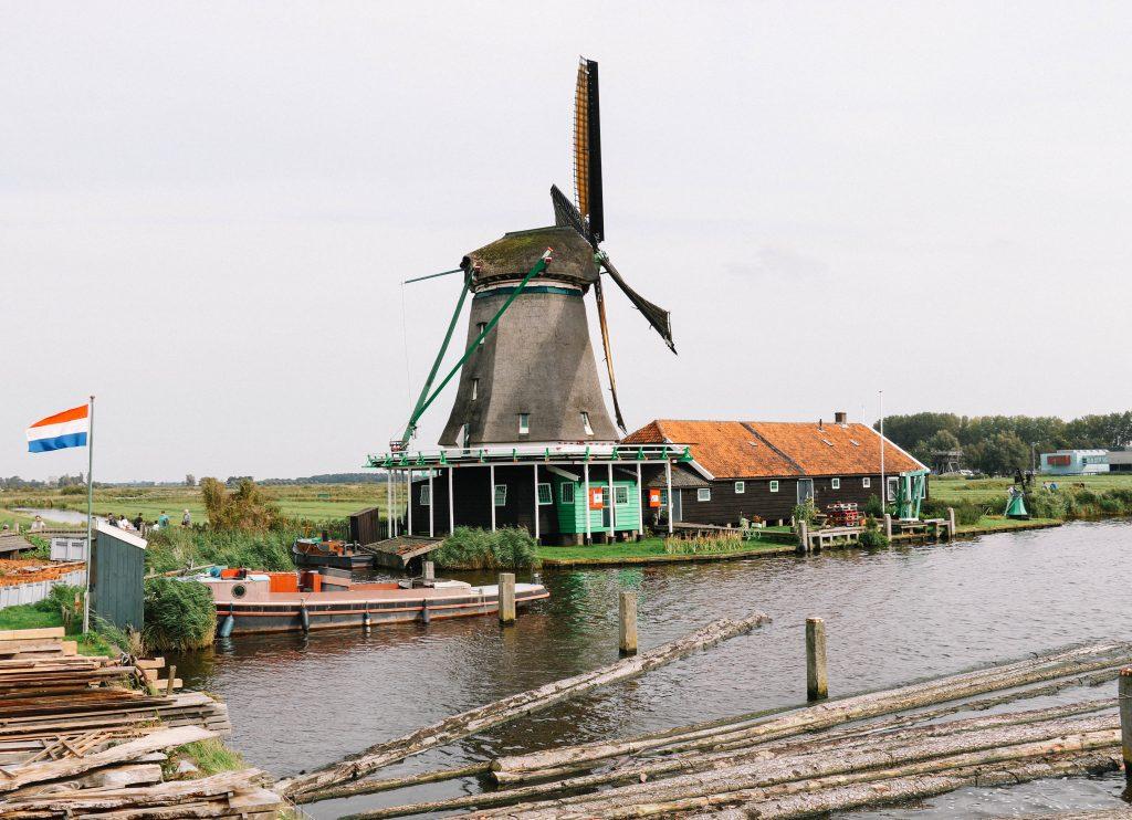 KINDERDIJK amsterdam