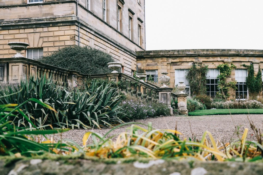 Howick hall and gardens