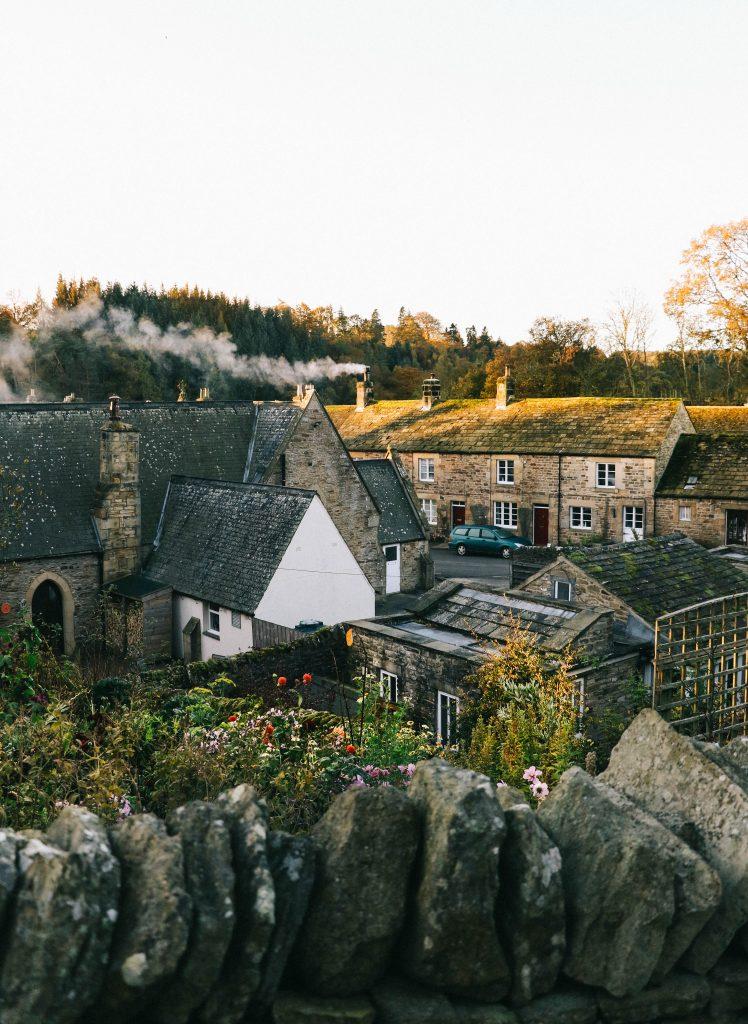 blanchland village