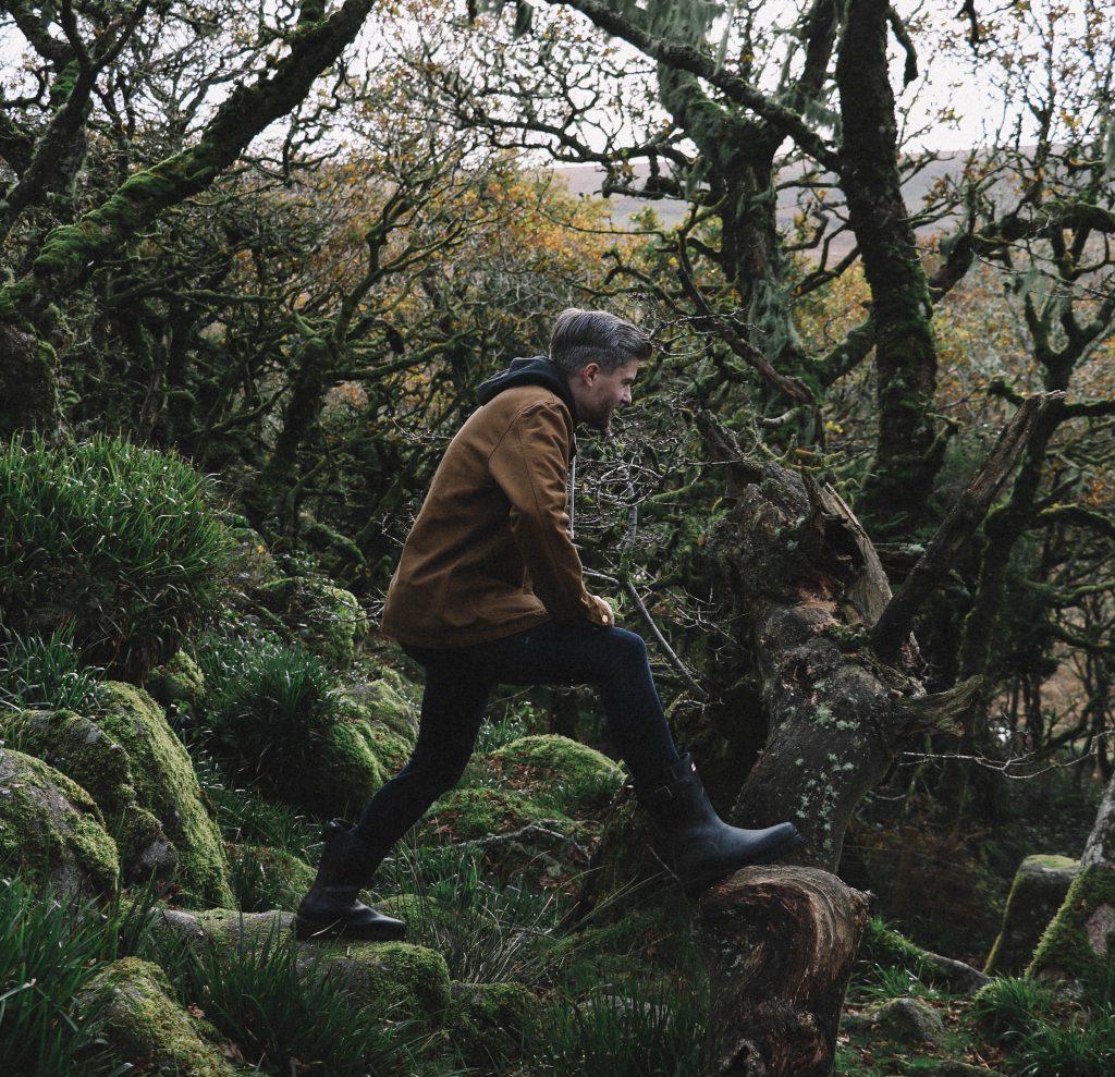 A guide to Dartmoor.