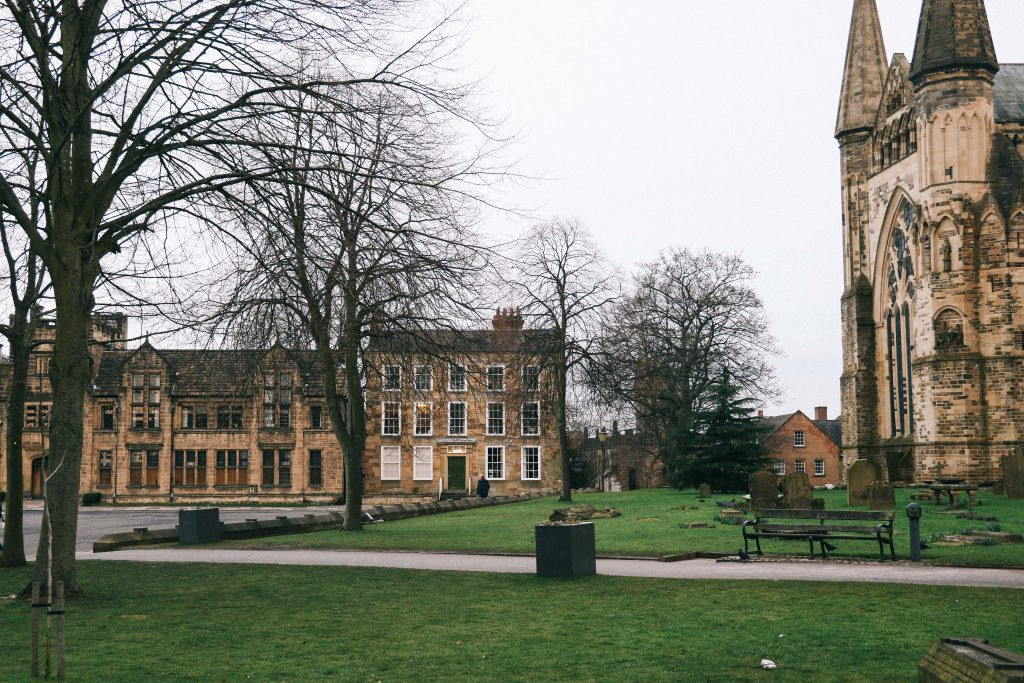 A guide to durham, durham university