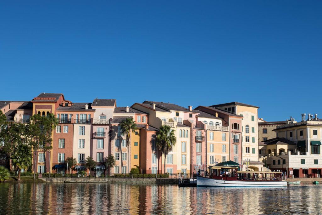 Portofino Bay Universal Studios Orlando