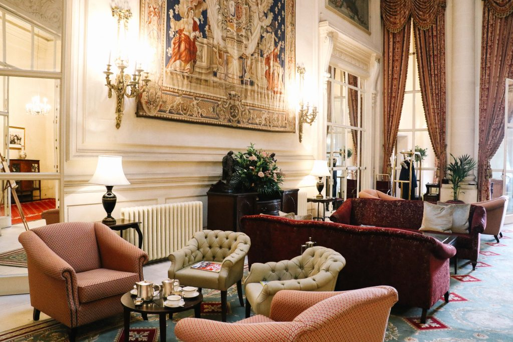 A Review of the Luton Hoo Hotel