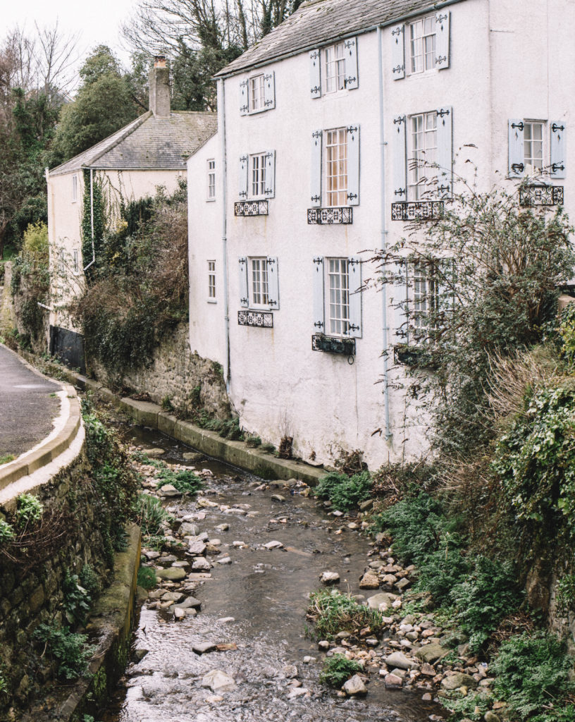 An itinerary for a UK road trip