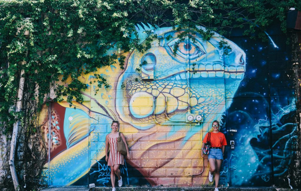 A guide to the best street art in St Pete, Florida