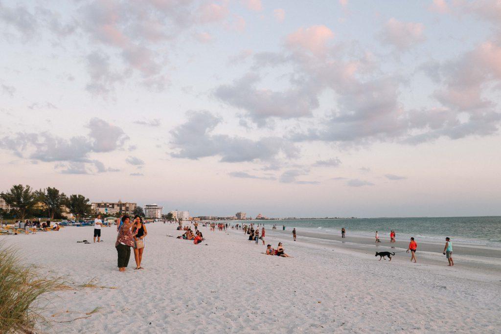 Postcard Inn on the Beach, St Pete Clearwater, Florida