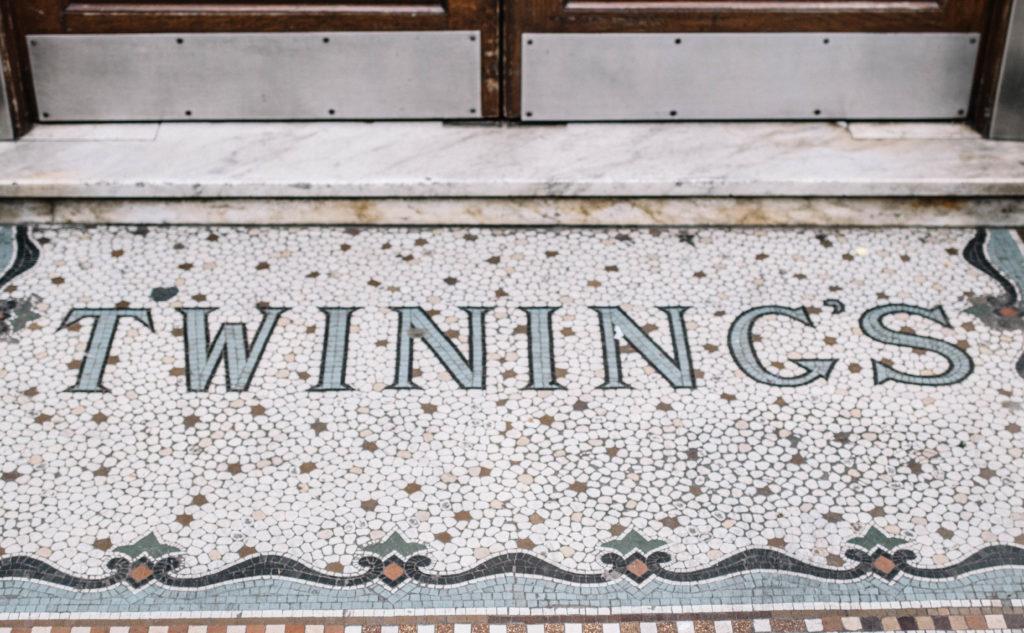 twinings london