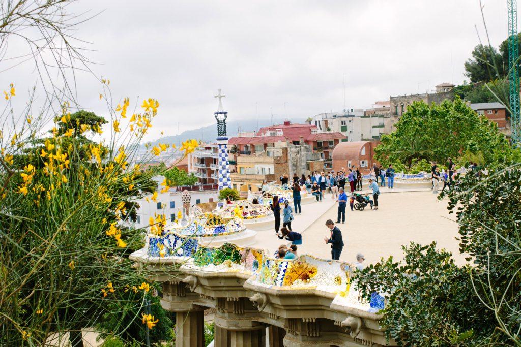 park quell Barcelona