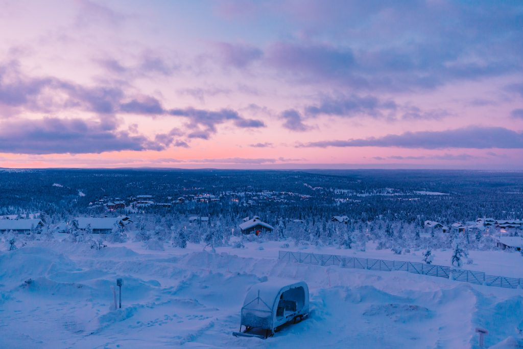 Inghams Lapland adventure