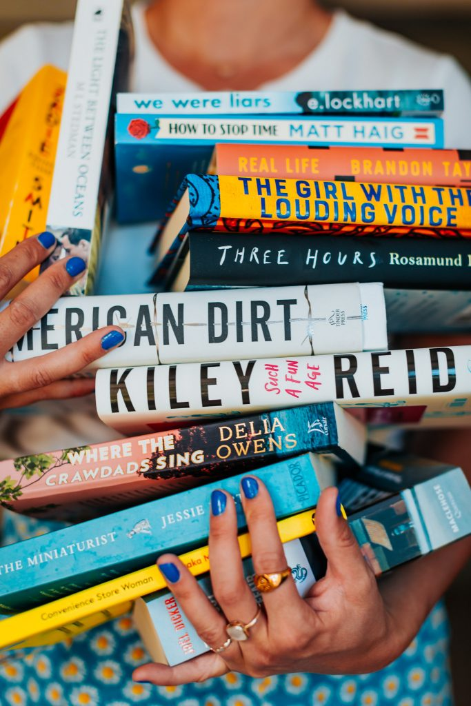 Books to read for escapism during lockdown