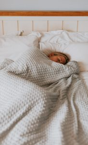 A review of the Mela Weighted Blanket
