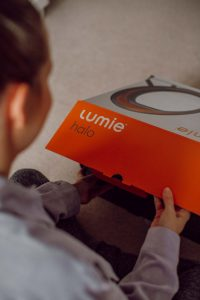 review of the lumie halo