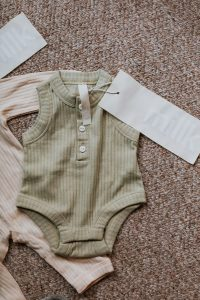 Favourite sustainable baby clothes and brands