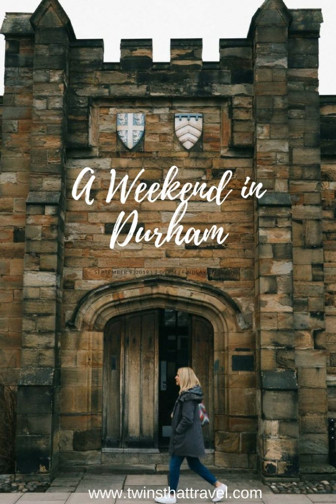 a weekend guide durham
