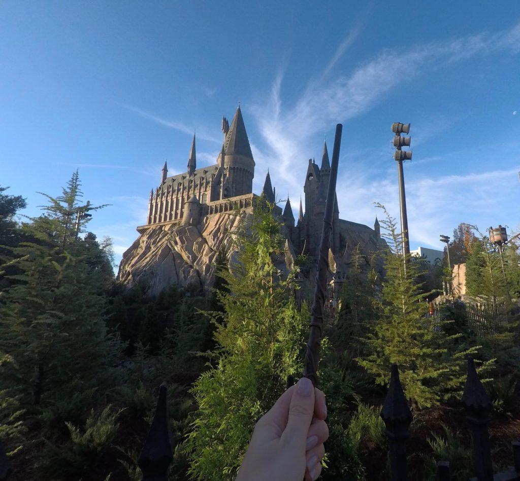 hogwarts universal studios harry potter