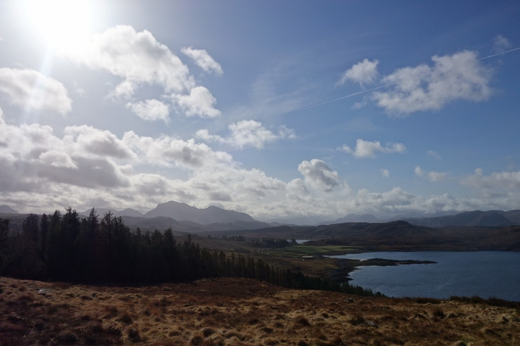 scottish highlands road trip