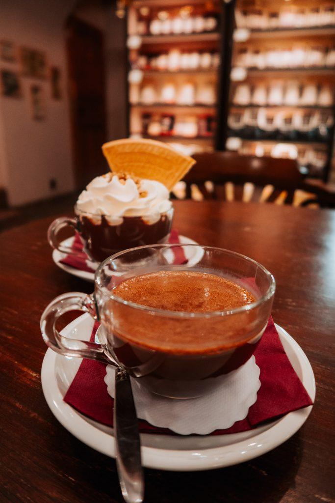 cafe choco prague