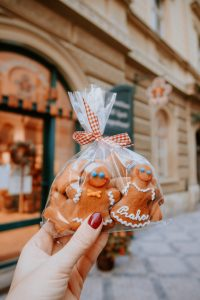 gingerbread prague