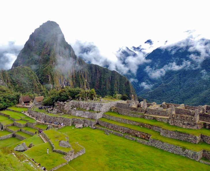 Machu Picchu Terraces and Huayna Picchu Polly_Allen