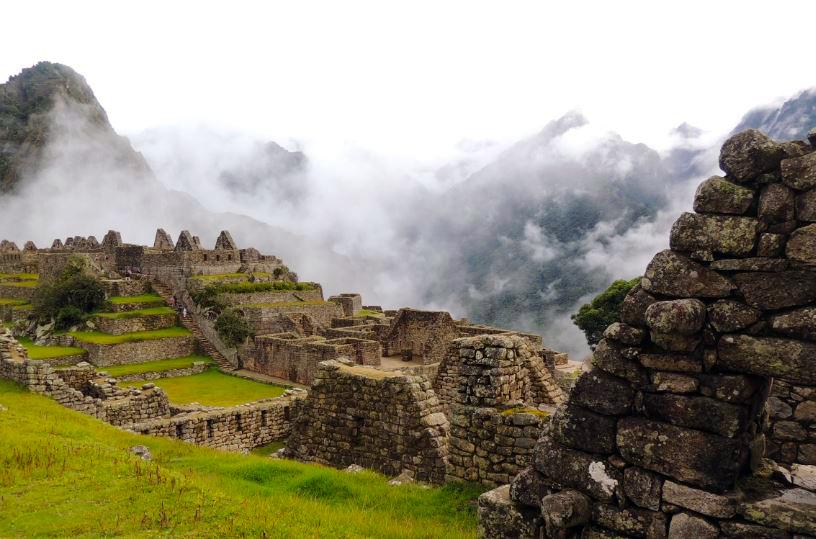 Machu Picchu Urban Area Polly_Allen