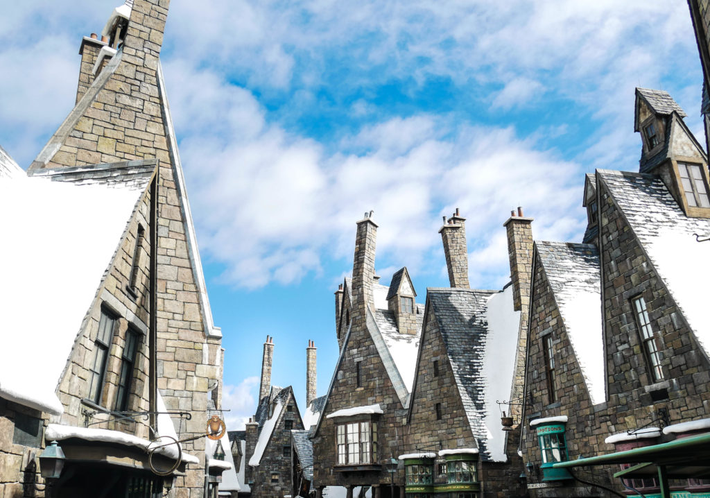 hogsmeade orlando harry potter