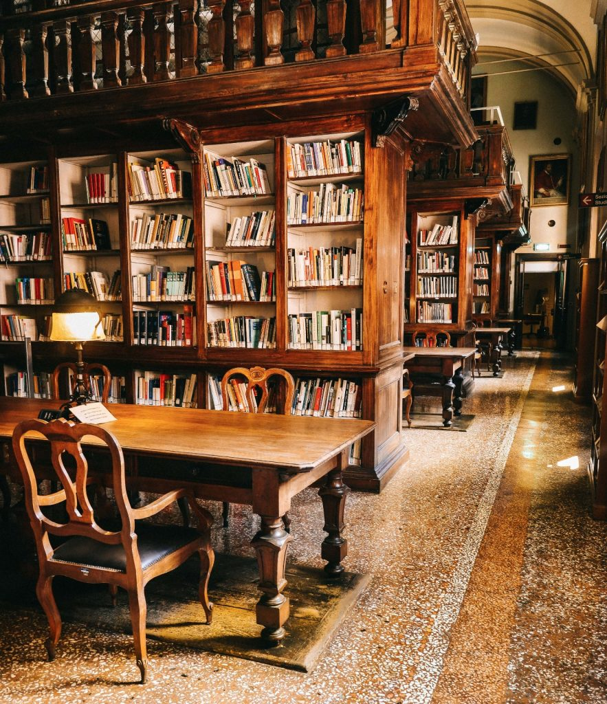 libraries of bologna