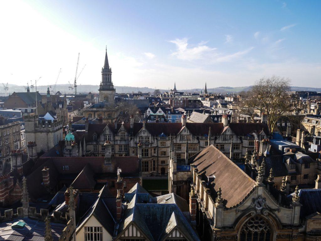 An Oxford Day Trip