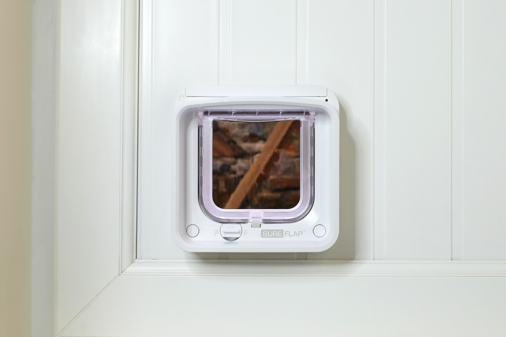 sureflap microchip cat flap connect