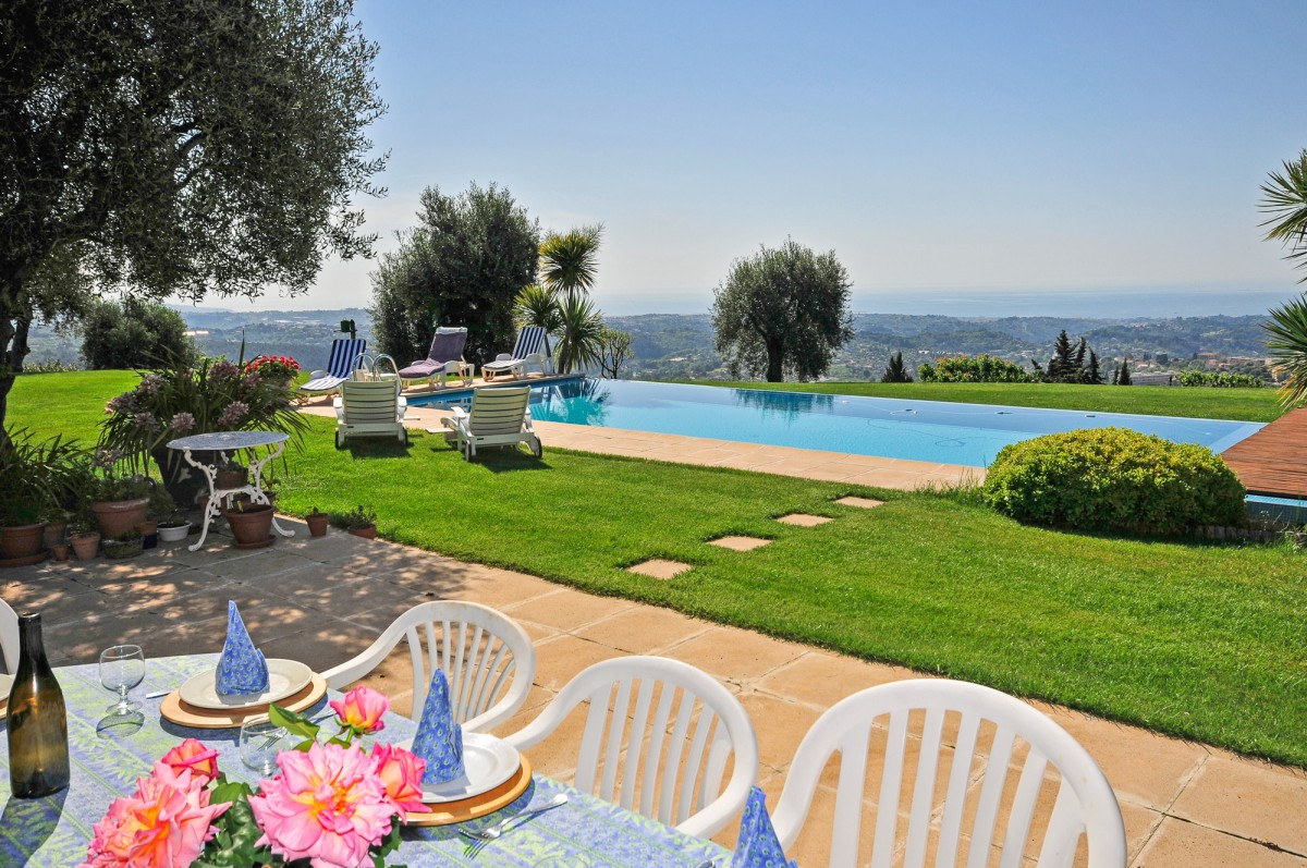 top villas south of France
