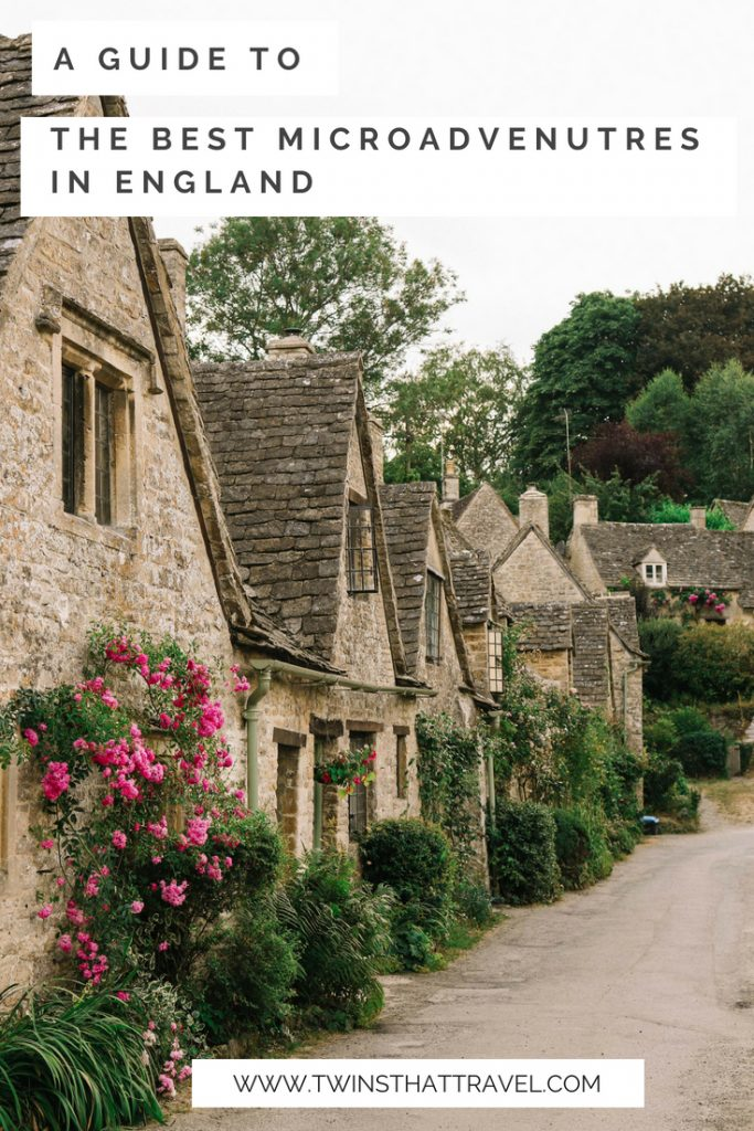Microadventures in England