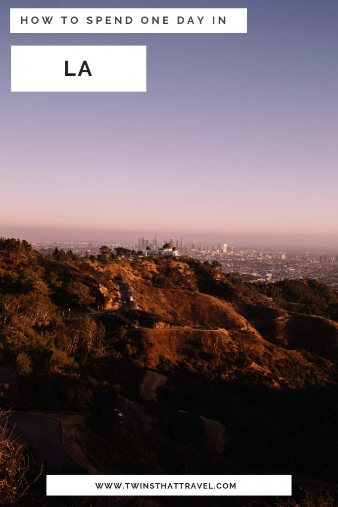 How to spend one day in LA