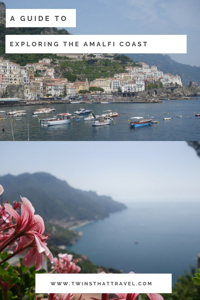 A guide to the Amalfi Coast, Italy