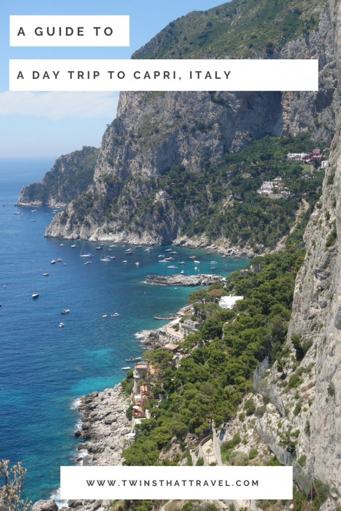 A guide to visiting Capri in Italy.