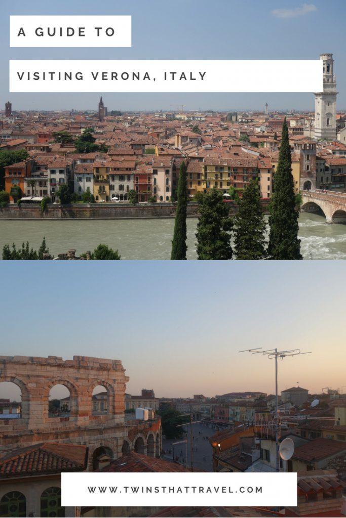 A guide to Verona, Italy