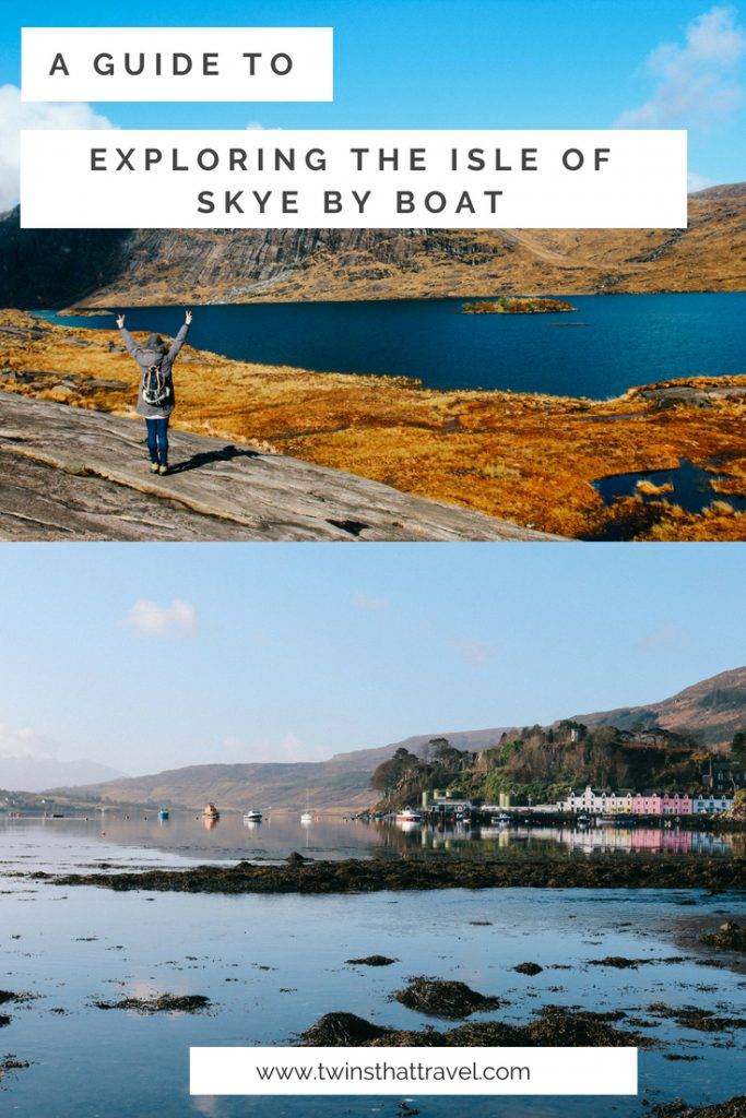Boat trips to take when visiting the Isle of Skye