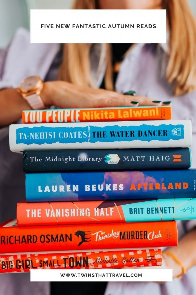 Top five new autumn reads