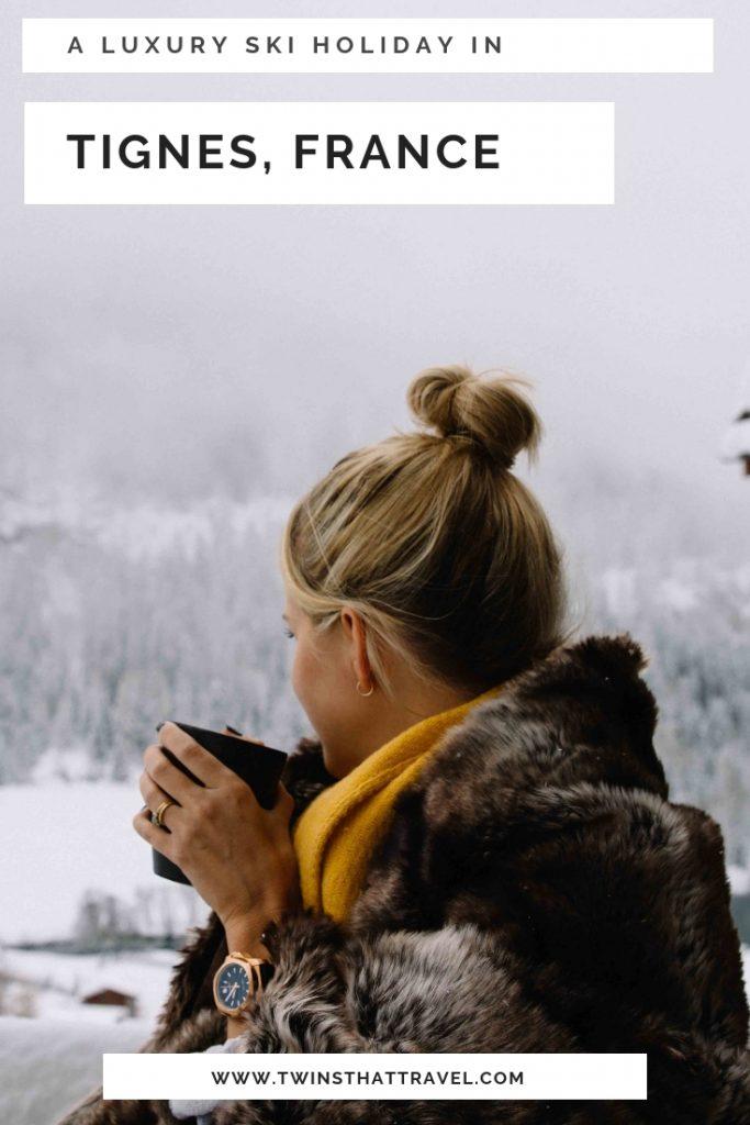 A luxury ski holiday in Tignes
