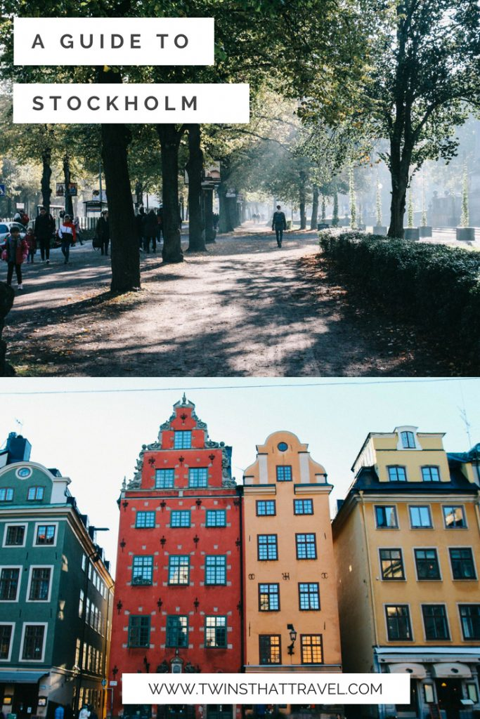 A guide to a weekend in Stockholm, Sweden