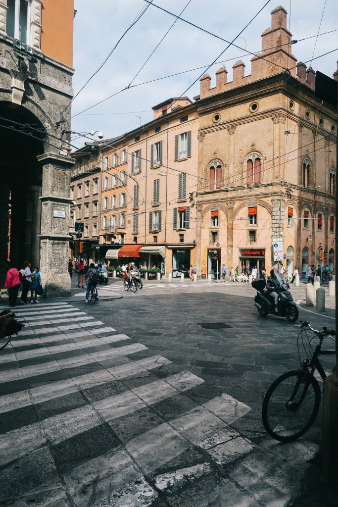 What to see in Bologna