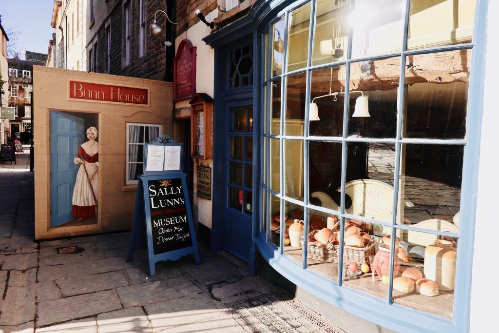 sally Lunn's bath