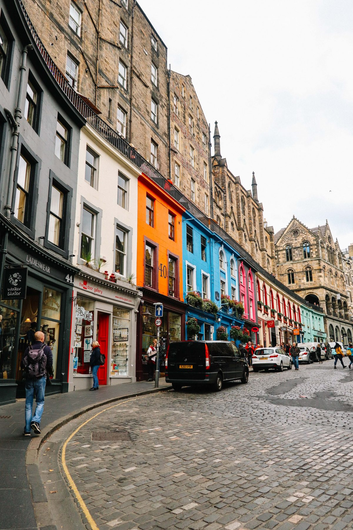 Itinerary for 2 Days in Edinburgh