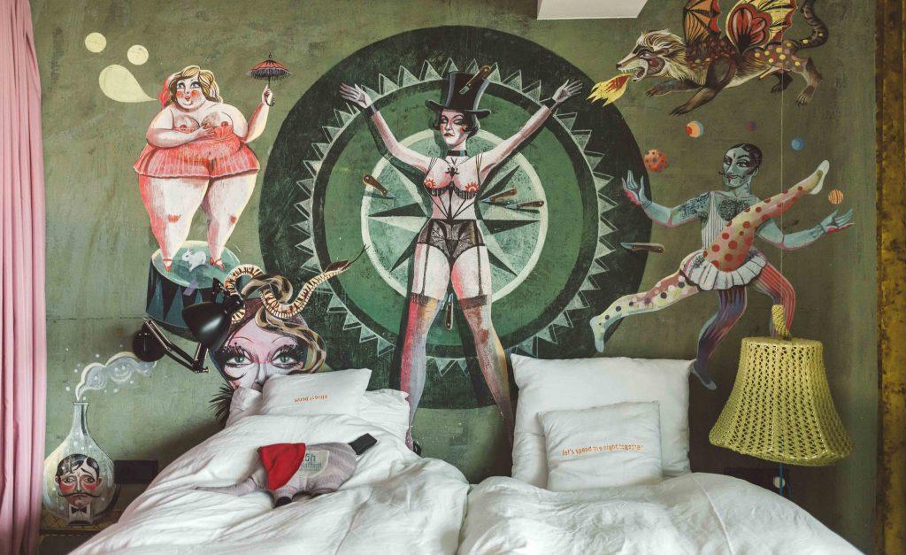 analogue room 25hours hotel vienna
