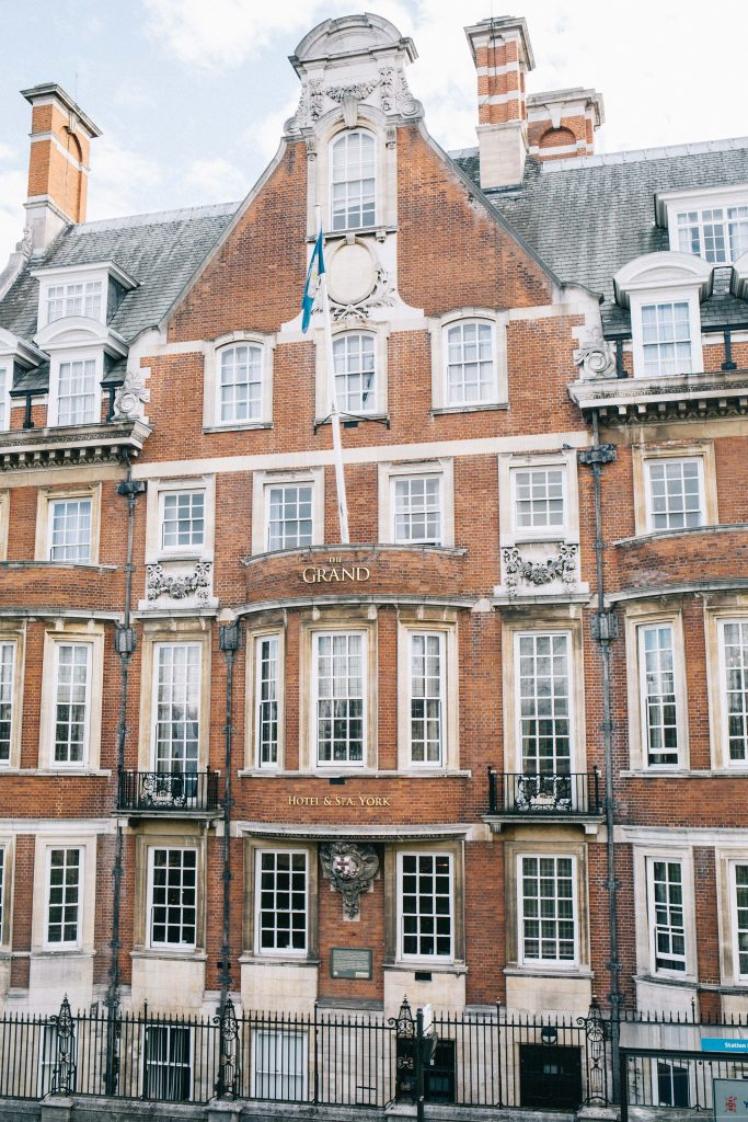 A Luxury Weekend Stay At The Grand Hotel Spa York Twin Perspectives