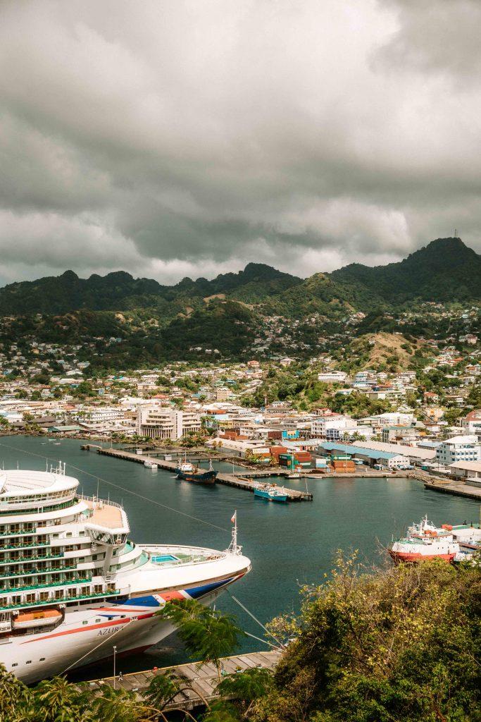 caribbean cruise with p&o