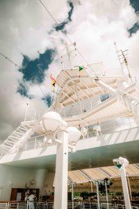 Caribbean Cruise aboard the Azura