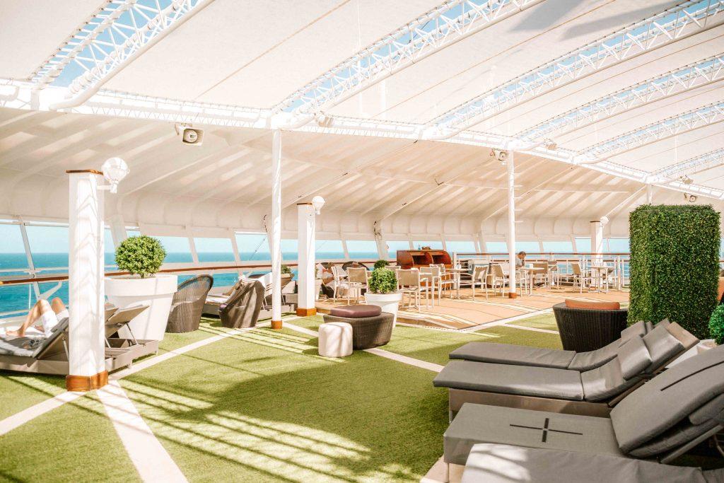 p&o azura cruise ship